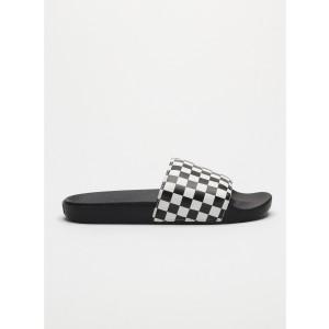 Pantofle Vans Mn Slide-On (Checkerboard) | VANSboty.cz