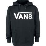 Vans Vans Classic Pullover Hoodie mikina s kapucí cerná/bílá | VANSboty.cz