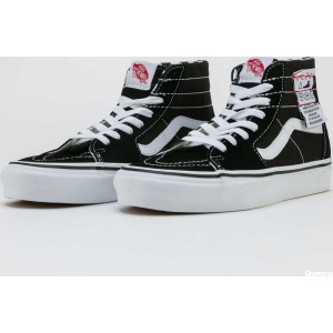 Vans Sk8-Hi Tapered (diy) black / true white EUR 37 | VANSboty.cz