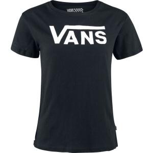 Vans Flying V Crew Dámské tričko černá | VANSboty.cz