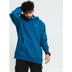 Vans MN Basic Pullover Fleece Hoodie modrá M | VANSboty.cz